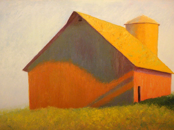 """Two Rock Barn"" By Justina Selinger"