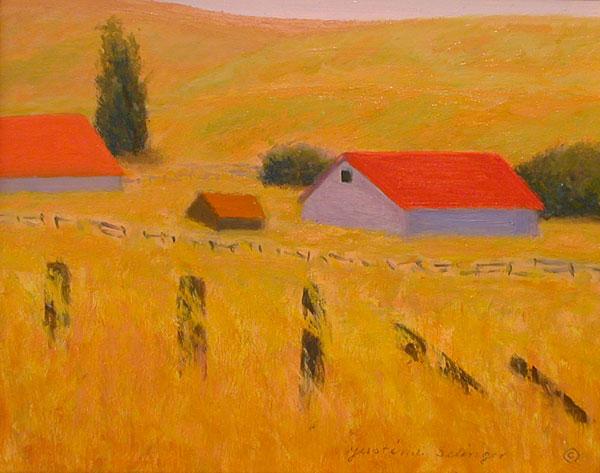 Marsh Road Ranch by Justina Selinger