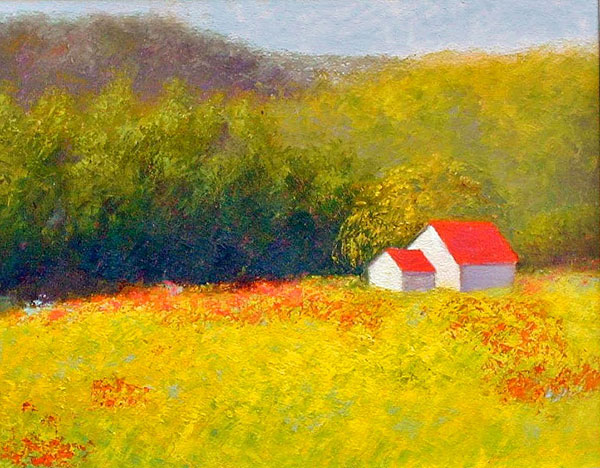 Rapeseed by Justina Selinger