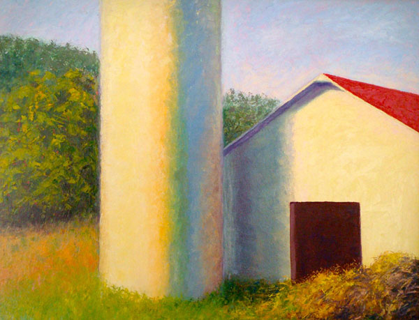 """Freestone Barn"" by Justina Selinger"