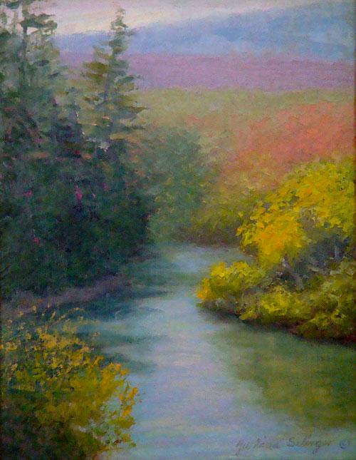 Russian River 14 x 11