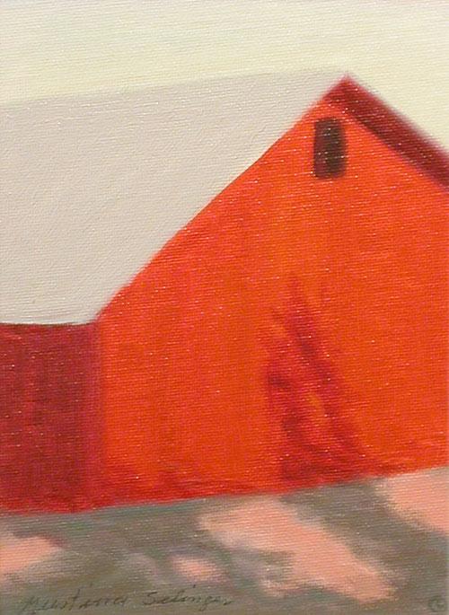 Bodega Barn III 8x6