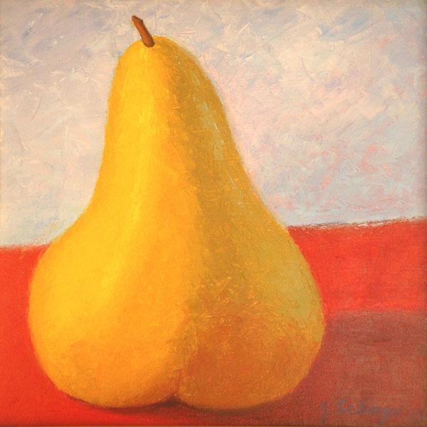 Pear I    12x12