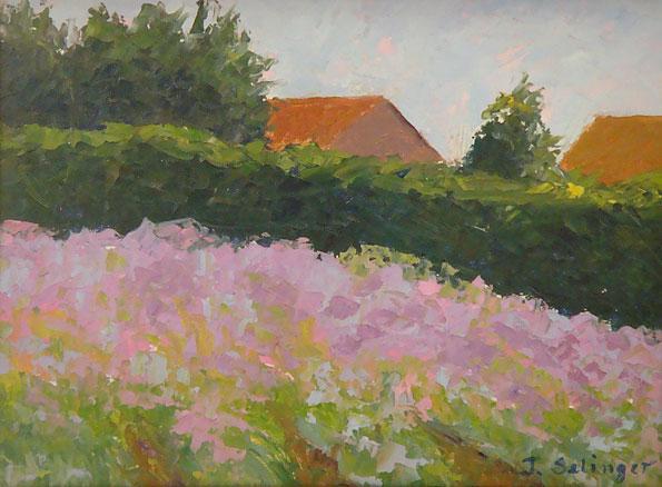 Sonoma Lavender I 9 x 12