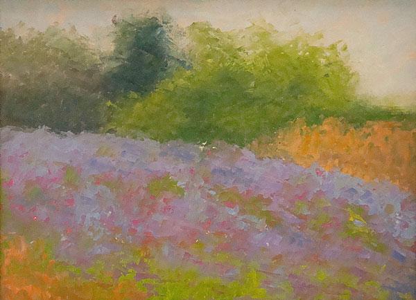 Landscape: Sonoma Lavender II